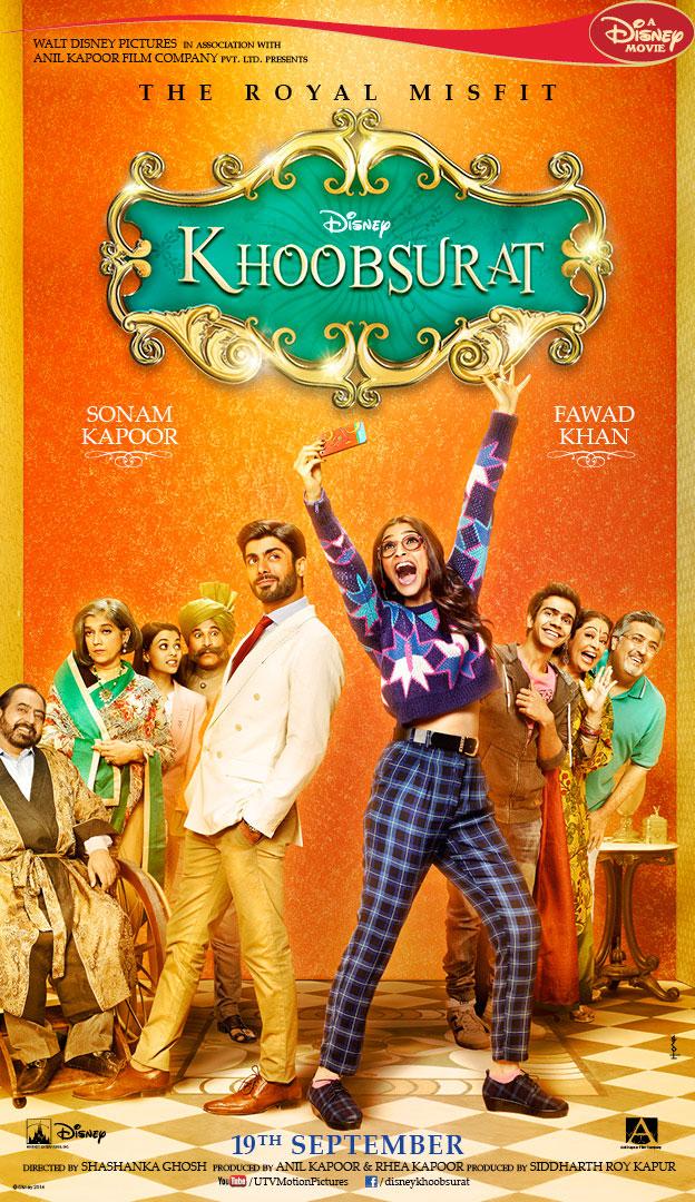 complete updates  khoobsurat  trailer songs  news etrends