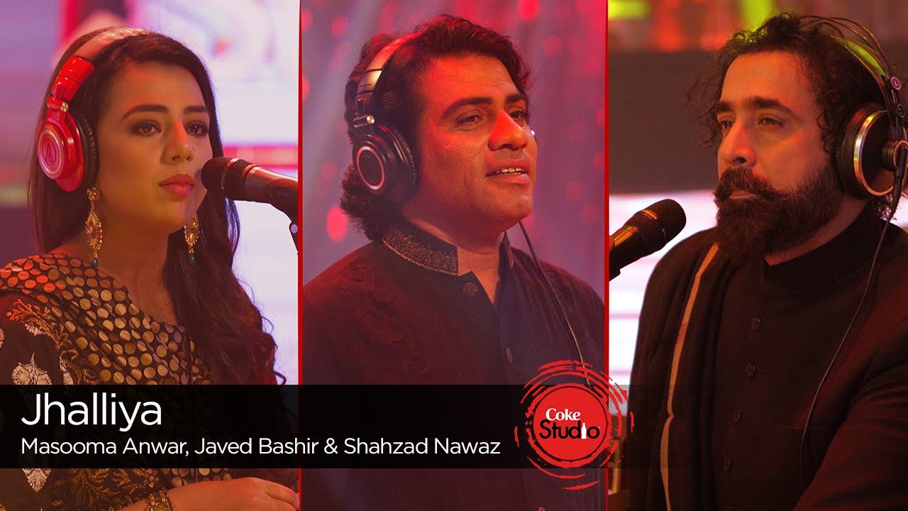 Javed Bashir Masooma Anwar Shahzad Nawaz Jhalliya Coke