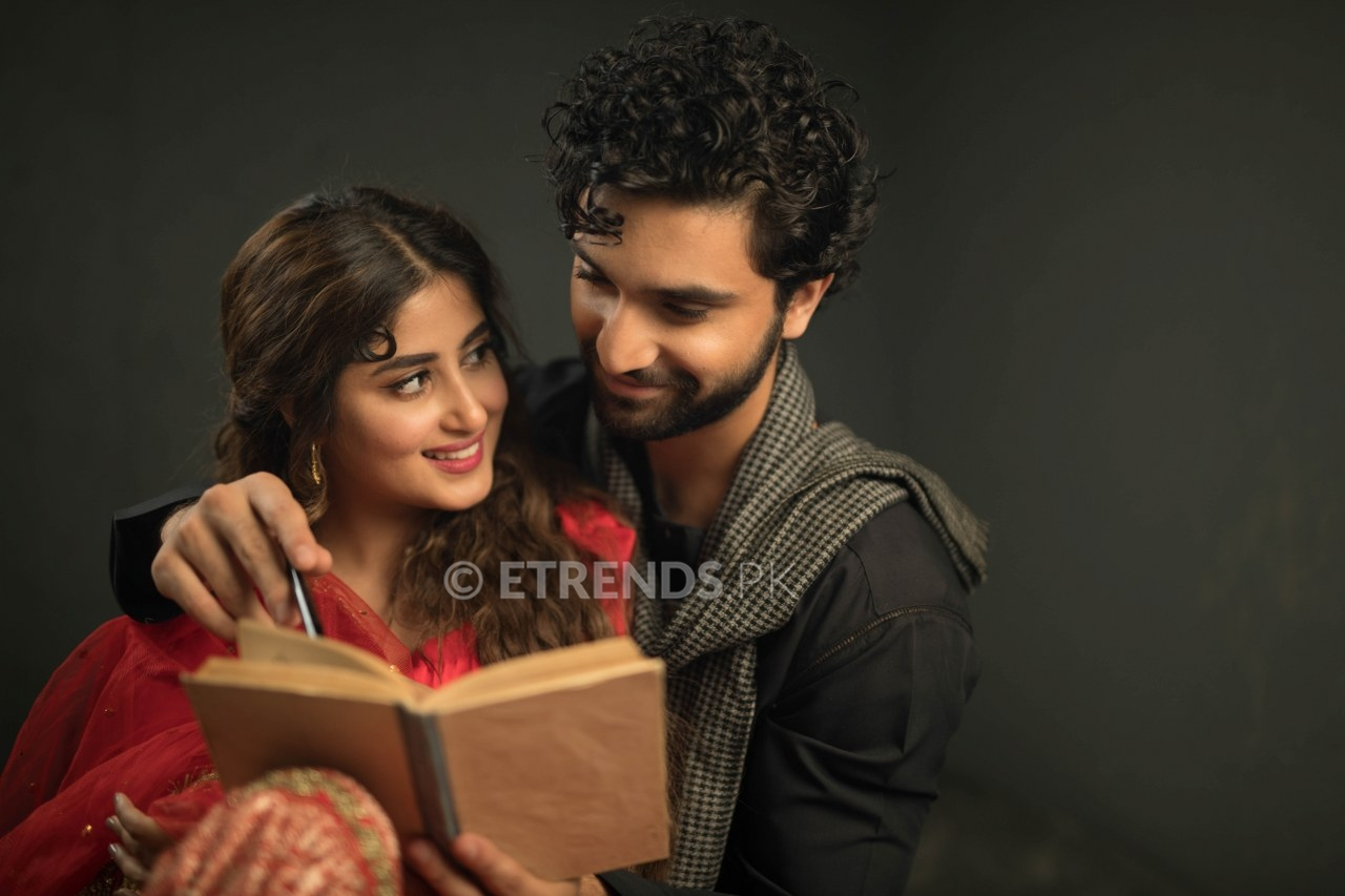 """Hania sang OST for drama serial """"Anaa"""" & people loved it"""