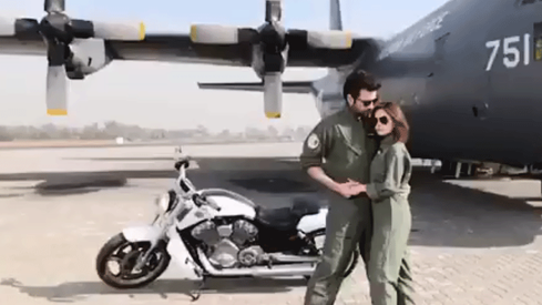 Sherdil trailer: A major tribute to Pakistan Air Force - Etrends