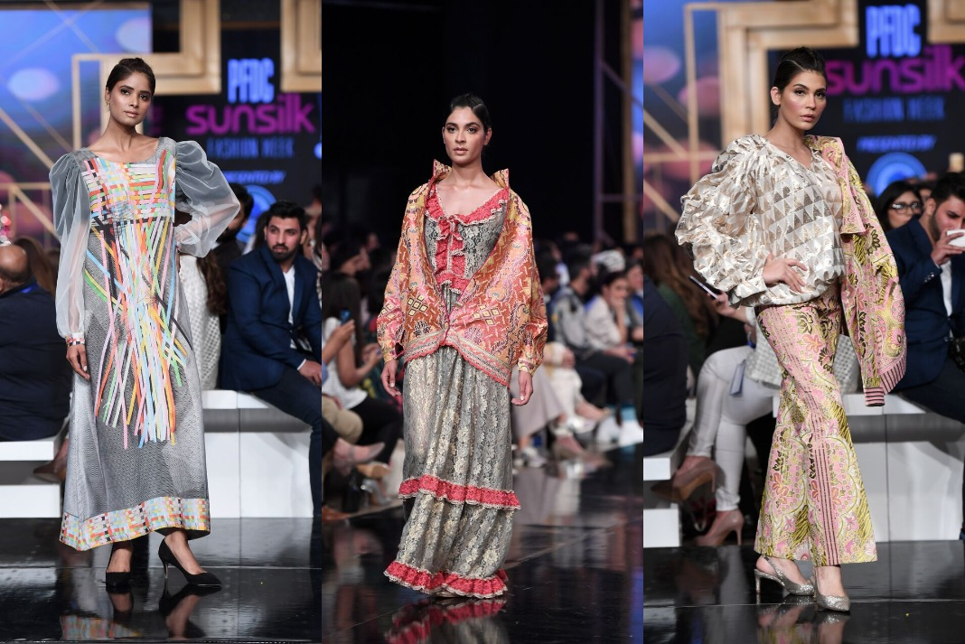 We're in love with Yahsir Waheed's youthful collection at PFDC
